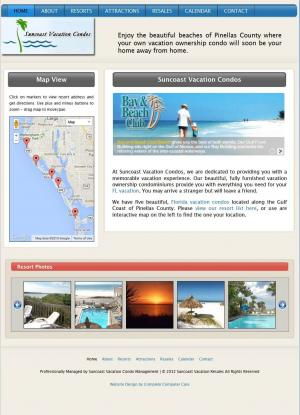 Suncoast Vacation Condos