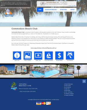 Commodore Beach Club