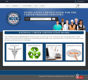 National Career Certification Board