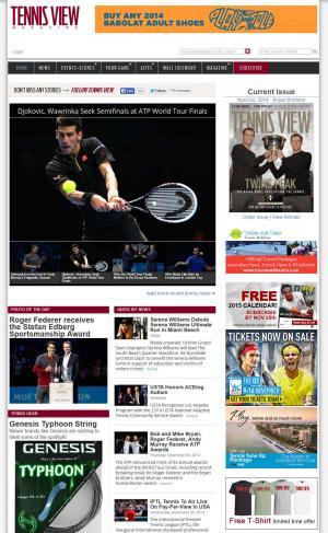 Tennis View Magazine