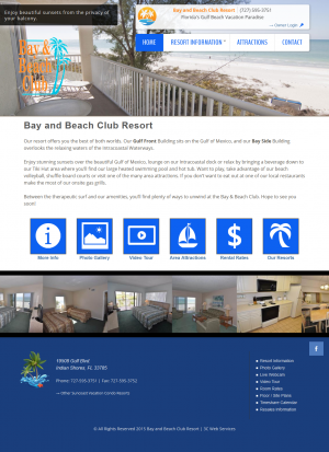 Bay and Beach Club